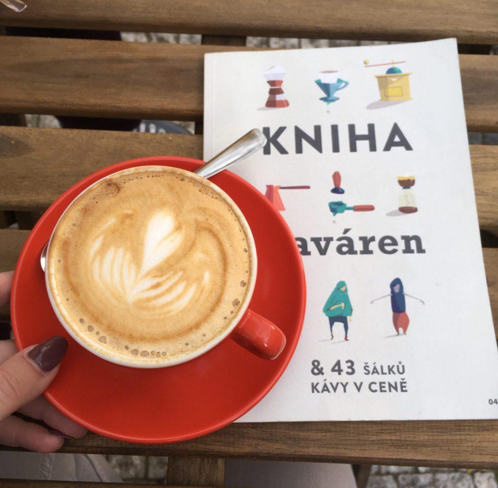 Kniha kaváren